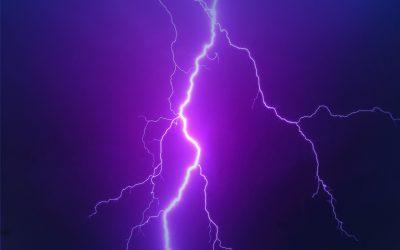 zuiver centreren in het oog van de storm